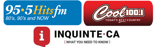 starboard grouping 95.5 Hits FM Cool 100.1 Today's Best Country In Quinte - What you Need to know